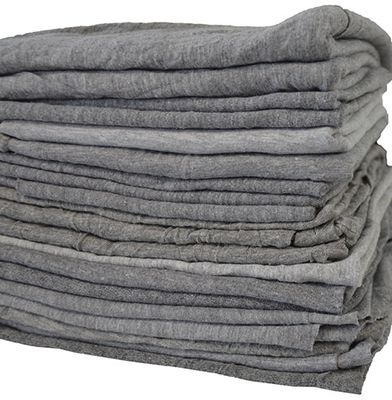 TOWEL, Knit, Grey - 20 pack