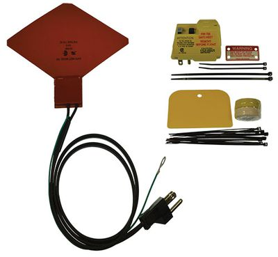 SAFE-HEET ENGINE HEATER KIT