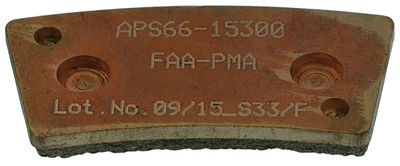 BRAKE LINING, Metallic (Adherent)