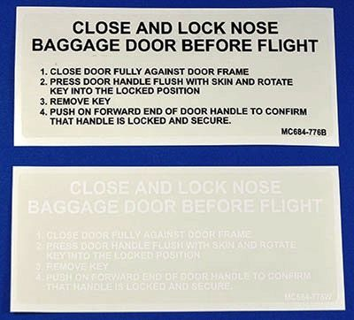 KIT Piper Baggage Door Lock P  sc 1 st  McFarlane Aviation & McFarlane Aviation Products - MC88451-002