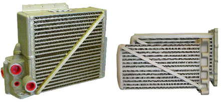 AERO-Classics Continental Engine Oil Coolers