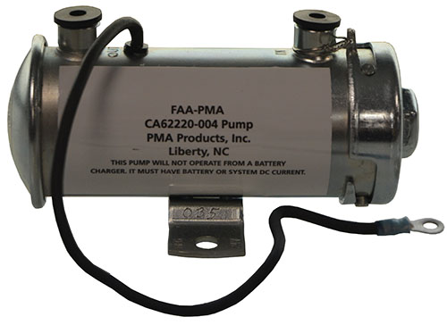 Fuel Pump for Piper Aircraft