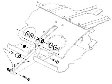FSEN Kit 2 x Retractable Sliding Fowler Flaps for RC Plane