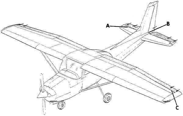 Bonding Straps for Cessna Aircraft